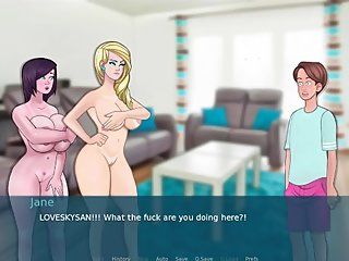 Sex Note v0.055 Part 1 Sex House By LoveSkySan69