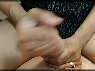 Latina MILF Slutwife gives Cuckold a Ruined Orgasm : Cuckold Story Part 1