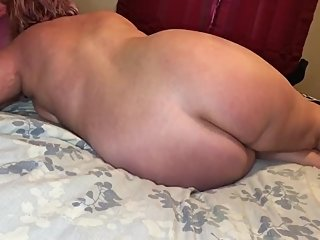 Fat sluts gets a quick fuck in