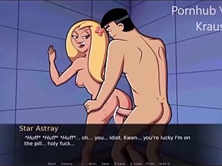 Danny Phantom (Amity Park) Only Sex Scene Part 2