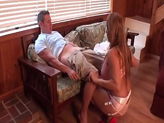 Rachel Steele MILF779 - Nephew fucks stepaunty Stacie & Rachel together P2
