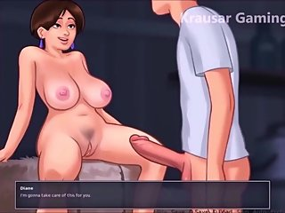 Summertime Sega Diane (Farmer) Only Sex Scene