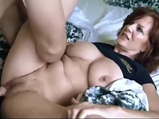 Mature wife likes to be good fucked by her ex husband