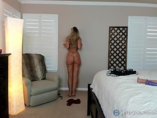 Ass Worship DP 4 Jason from Foxy Milf Jess Ryan