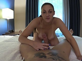 Nurse MILF StepMom Soothes Injured Stepson Part 3