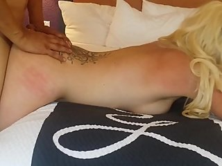 Blondmilf69 is a Hotel Slut 2