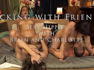 Fucking With Friends - Sexy Hippies