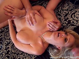 Julia Ann - Hardcore Sexy MILF Gangbang Video Analdincom