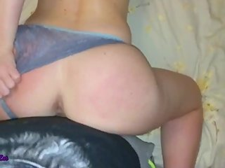 Slut Molly The MILF Fucked neighbor She wanted hard fuck POV