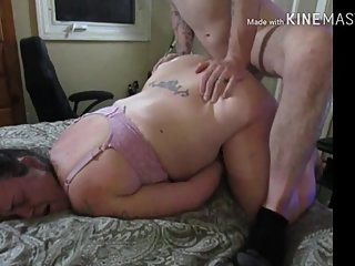 Izzy Swiift getting fuck from behind multiple ways