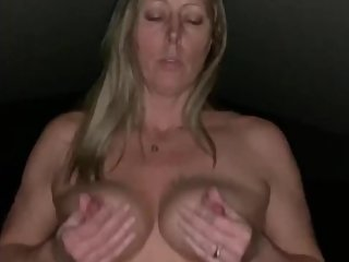 Brickbabe takes control of a Hard Cock!