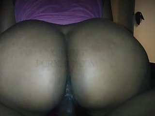 Big Booty Indian Teen Neighbor Riding Black Dick