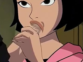 Ben Ten gets his dick ridden by a horny Julie - Cartoon Porn Videos