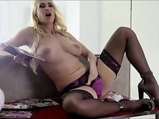 Model Mother Wants Taboo Cum Swallow