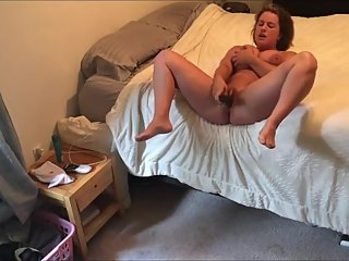 Voyeur multiple orgasms (I need her name)