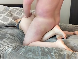 Suck, Finger, and Fuck- Amateur MILF