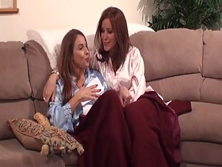 Rachel Steele - Two lonely moms are waiting for their stepsons P2