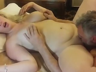 My best friend licks my wife's pussy