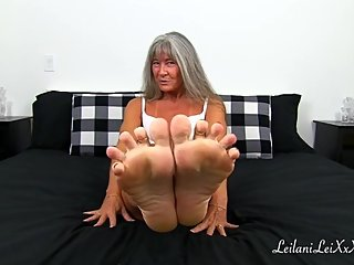 POV Foot JOI 19 TRAILER