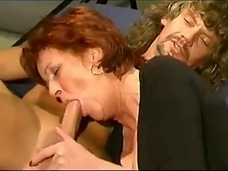 Legendary Swedish mature Anna Lena Svensson