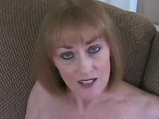 Blonde Amateur GILF With Big Tits Homemade Sex Tape