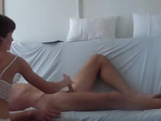 Young russian doctor' s sexual femdom examination part II