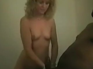Cuckold With Black BBC Cougar Wife Loves It Home