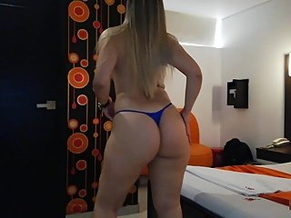 Hottest Blonde Wife in Bikini gets Hard Sex