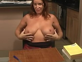 Rachel Steele MILF51 - Studying with friend's Mom