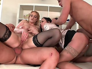 All natural hot sexy Big Tits Czech Housewives Fucked Hard & Rough at Home