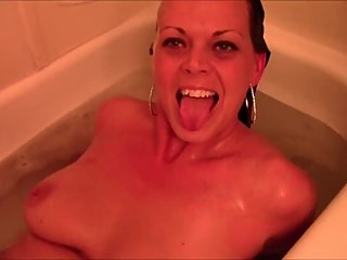 Step-Mom's Bath Time by Diane Andrews MILF Taboo POV Bath Fetish