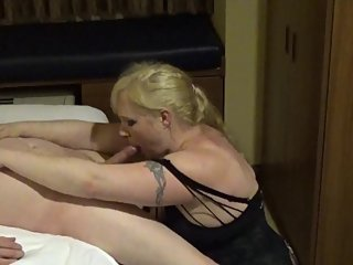Sucking Off My Bull and Taking a Huge Facial