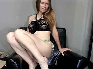 Seduced and Sniffing my Panties Role Play JOI/JOE Julie Snow Cam Girl