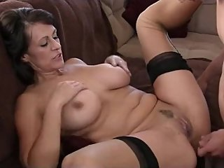 Perfect Prostitute MILF Experience Ass Punishment By StepSon