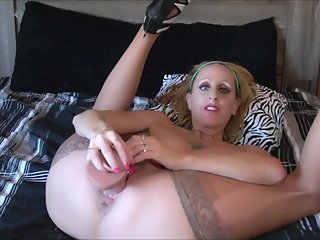 Stroke Your Cock For Me A JOI - Lourdes Noir
