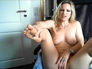 German Feet Joi