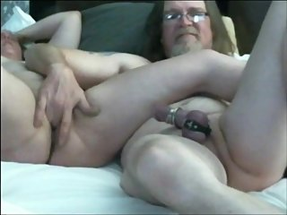 Homemade wife multiple orgasm hotel fun part 2