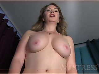 Virtual fuck with MILF